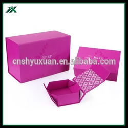 custom collapsible paper box for pajamas