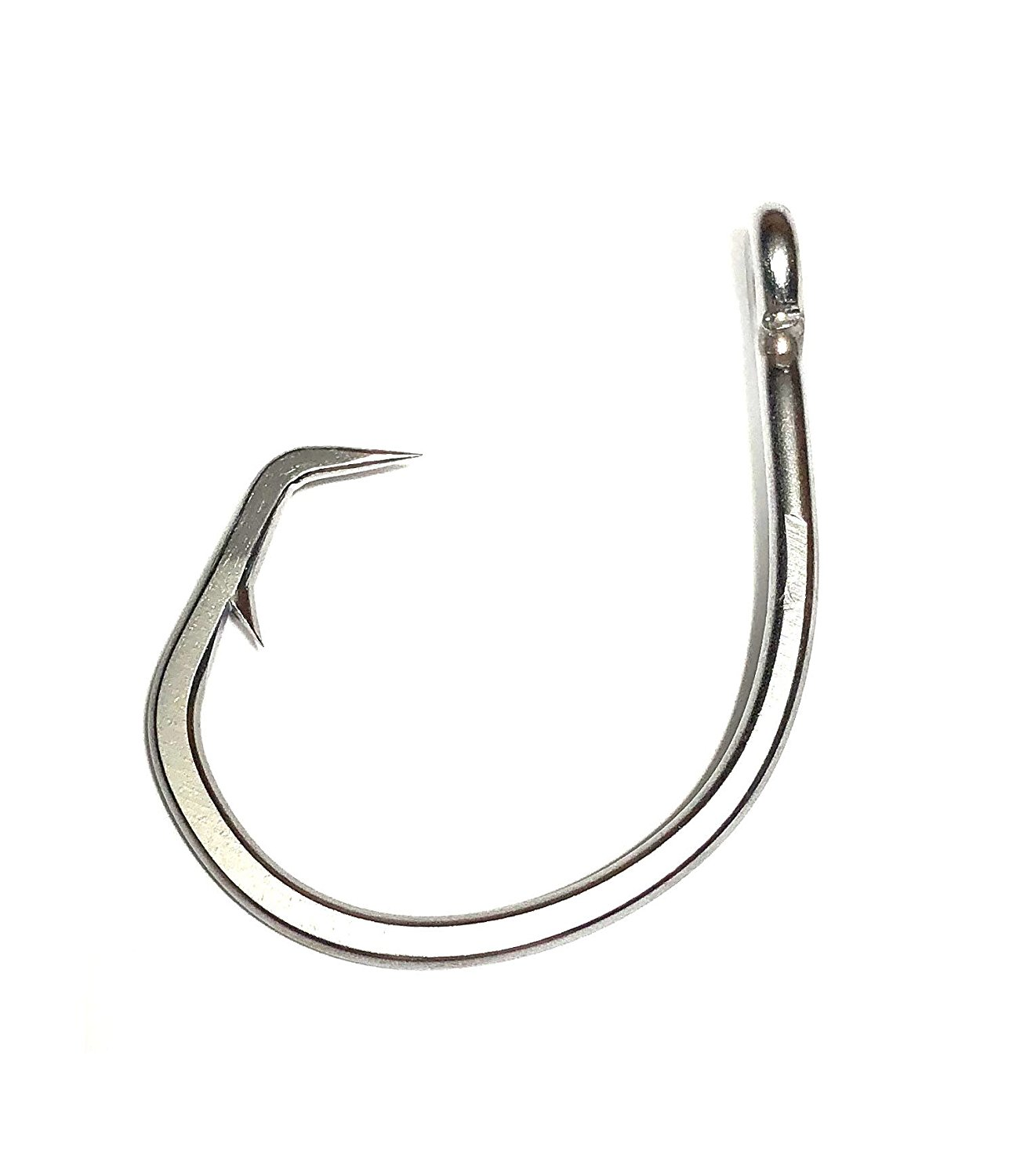 Riptail 96180F Forged Stainless Steel Circle Hooks