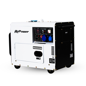 5kw Silent Diesel portable mini generator supplier of power