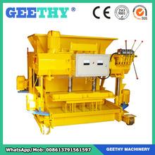 QMY6-25 brick machine cement brick manufacturing plant equipment brick factory
