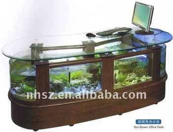 ellipse aquarium aquarium tisch buy product on. Black Bedroom Furniture Sets. Home Design Ideas