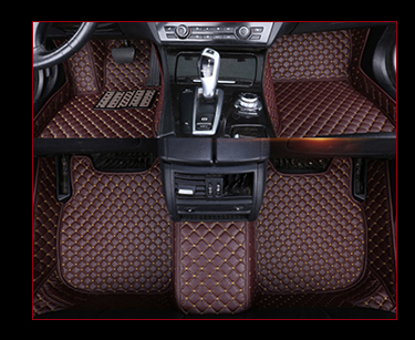 Dedicated Modern Anti Slip Custom Fit Car Mats 5D