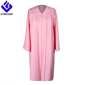 La Escuela Secundaria Rosa Graduación Mate Vestidos Buy Batas De Graduación Matetrajes De Graduación De Secundariavestidos De Graduación Rosa
