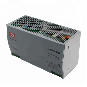 480w 24v 20 Amp Power Supply Drt-480-24 Meanwell High Input Voltage Three  Phase Din Rail - Buy 20 Amp Power Supply,24v 20 Amp Power Supply,Power