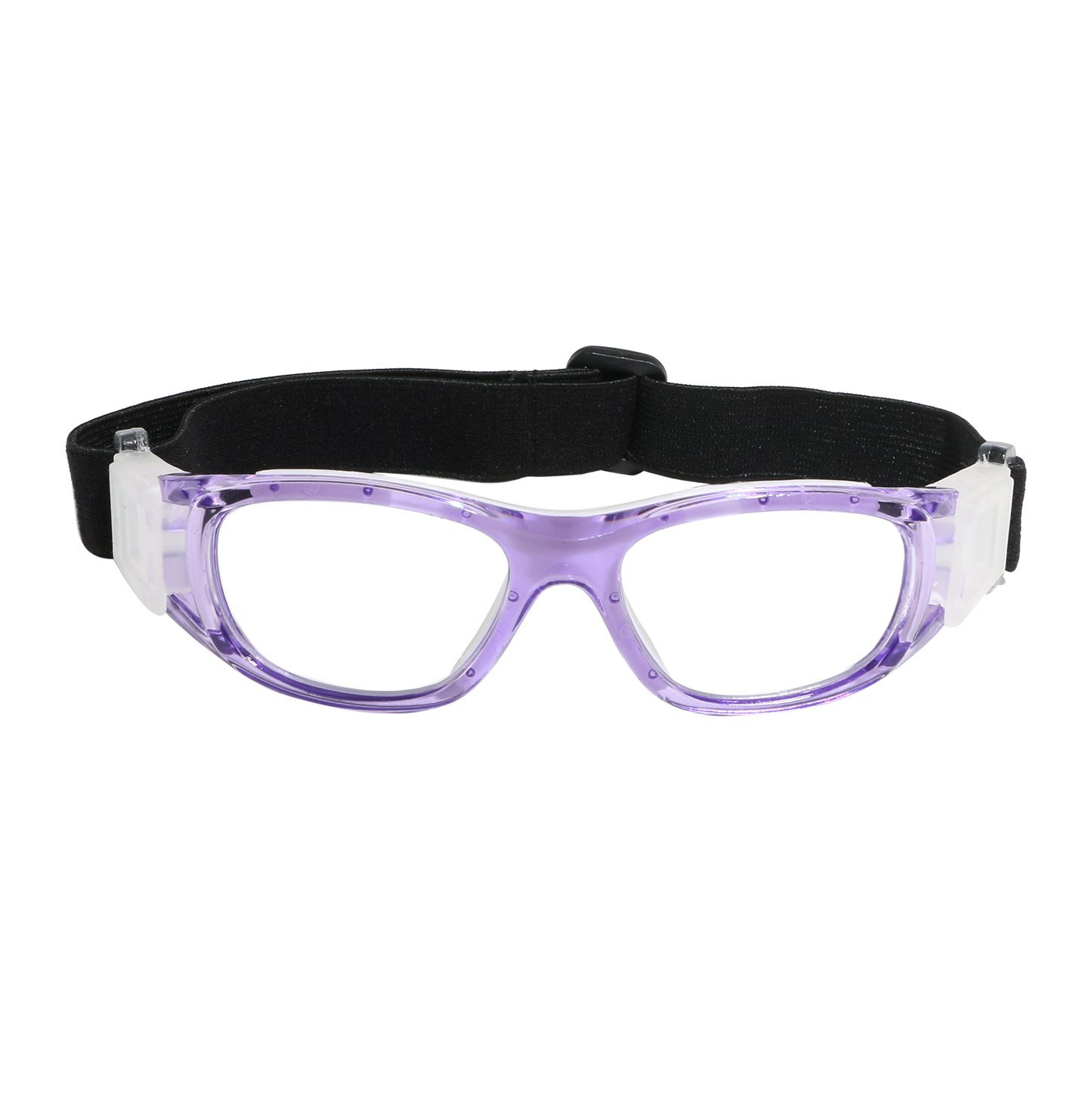 184170e227fa Get Quotations · Kids Sports Goggles Outdoor Eye Protection Anti-fog Safety  Glasses Eyewear for Children with Adjustable