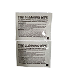 Branded antibacterial surface cleaning wipes