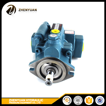 China manufacturer hydraulic oil variable piston pump