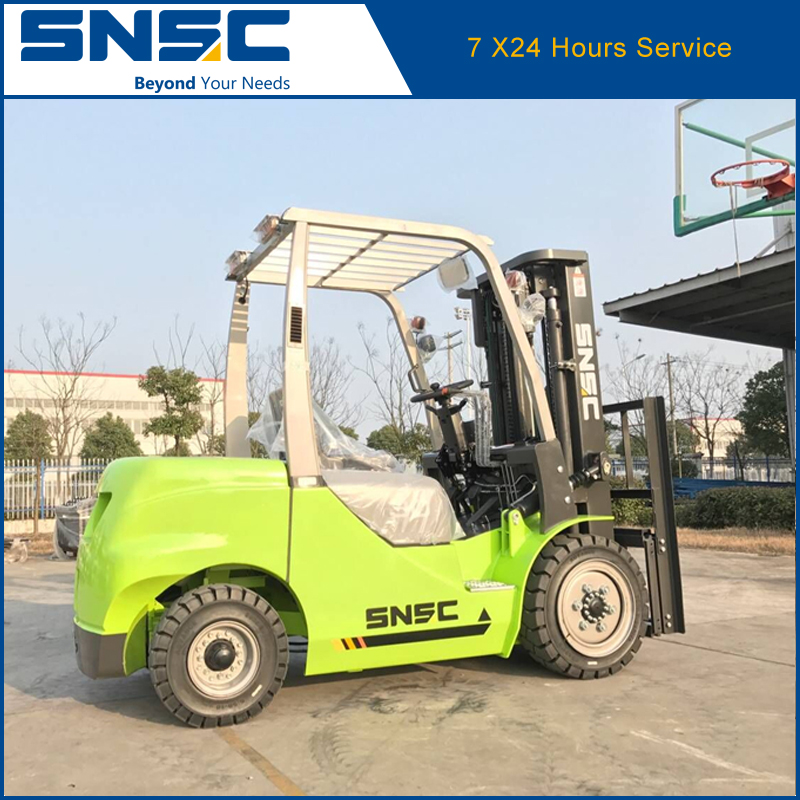 TCM technology China SNSC 3 ton diesel forklift