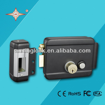 Whole High Quality Electric Lock With Push On Remote Control Door