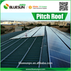 Bluesun solar mounting roof mount solar panel mounting