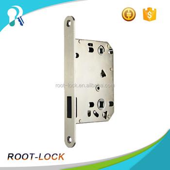 Beautiful CX410 K S High Security Magnetic Key Door Lock Body For Interior Door
