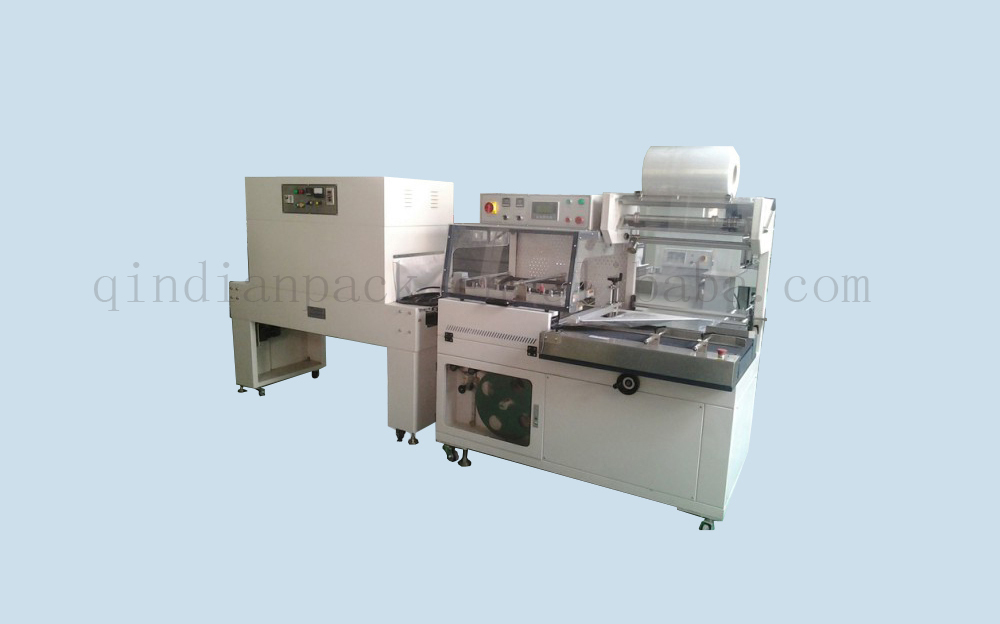 304 Stainless Steel Chicken Shrink Film Sealing Machine