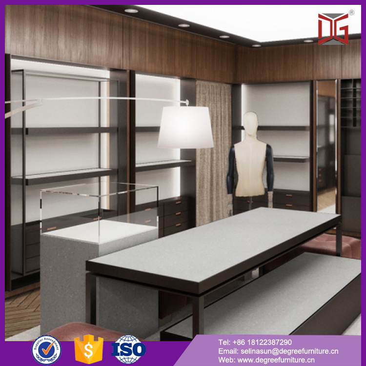 Menswear Shop Interior Design Suppliers And Manufacturers At Alibaba