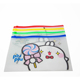 Cute Rabbit PVC A4 A5 B6 File Bag File Folder Stationery Filing Product