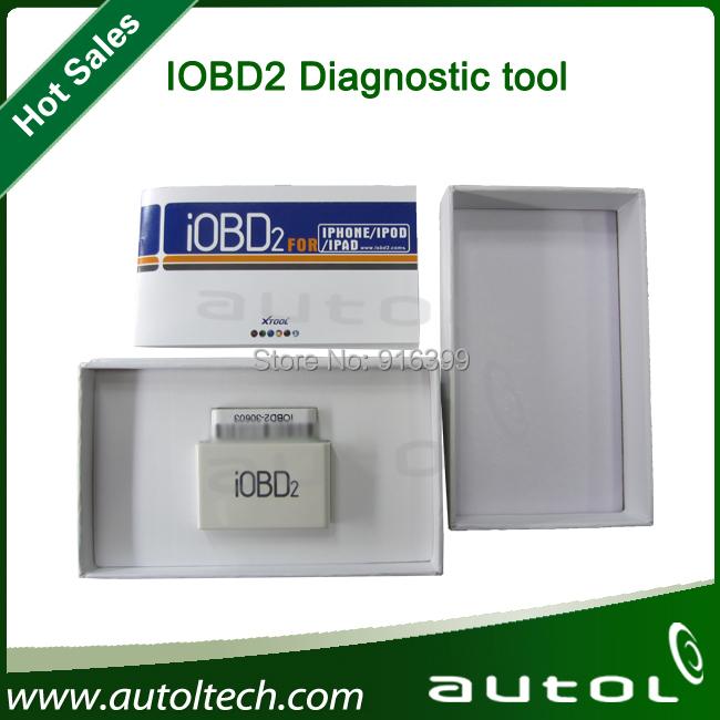 Iobd2 OBD2 EOBD автомобилей доктор автомобиля диагностический инструмент общайтесь с i-Phone смартфон