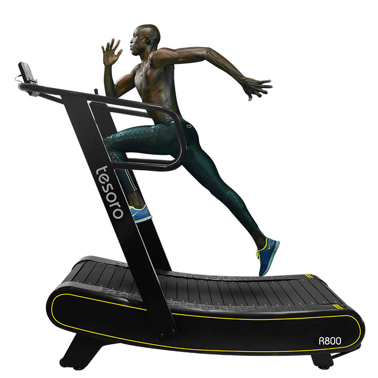 air runner assault curve treadmill woodway skillmill air runner for home and semi commerical factory directly technology