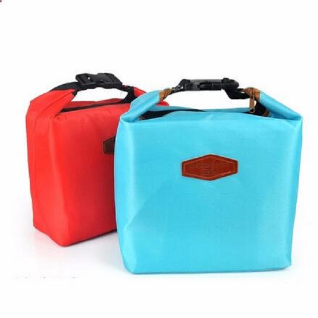 Factory Supply New Design Folding Frozn Lunch Cooler Bag