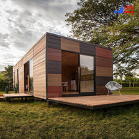 Modular Prefab luxury container house/Container Living homes Villa/resort