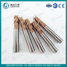 Tungsten Carbide Cutting Tools for Milling Applications