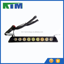 Cheap price 12V S1-9LED led strobe flashing lights for car