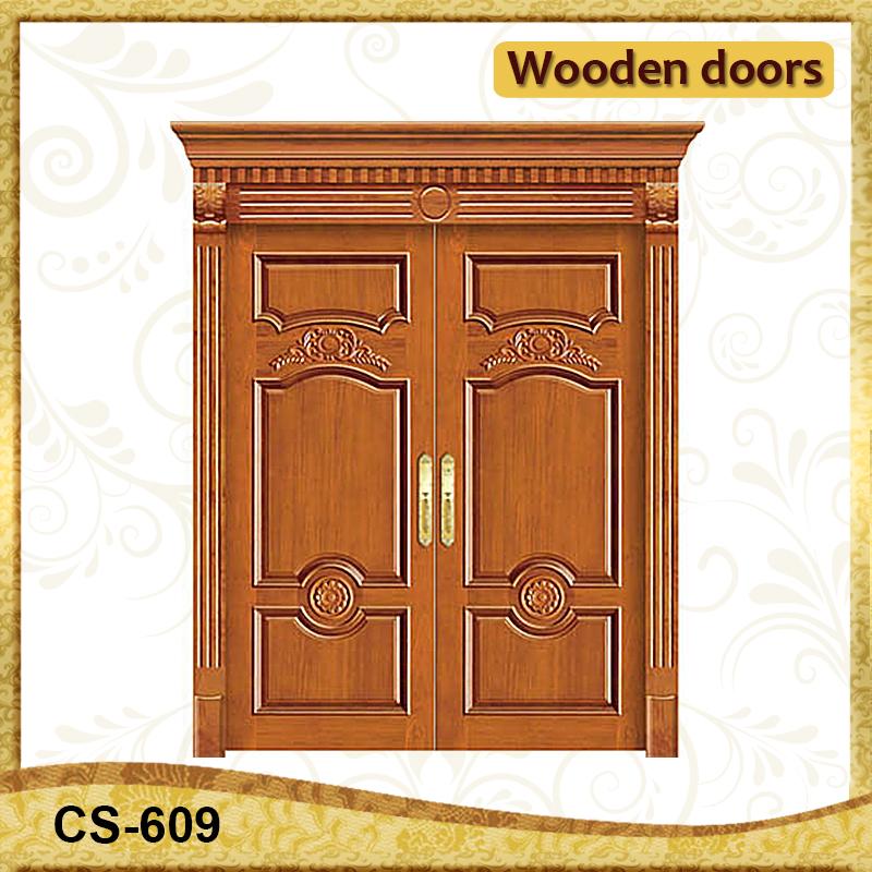House double door design house design for Double door designs for home