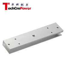 China Supplier 280lbs mounting sliding aluminum UL magnetic lock bracket