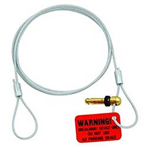 RV Trailer Breakaway Switch Cable And Pin Breakaway Switch Cable And Pin