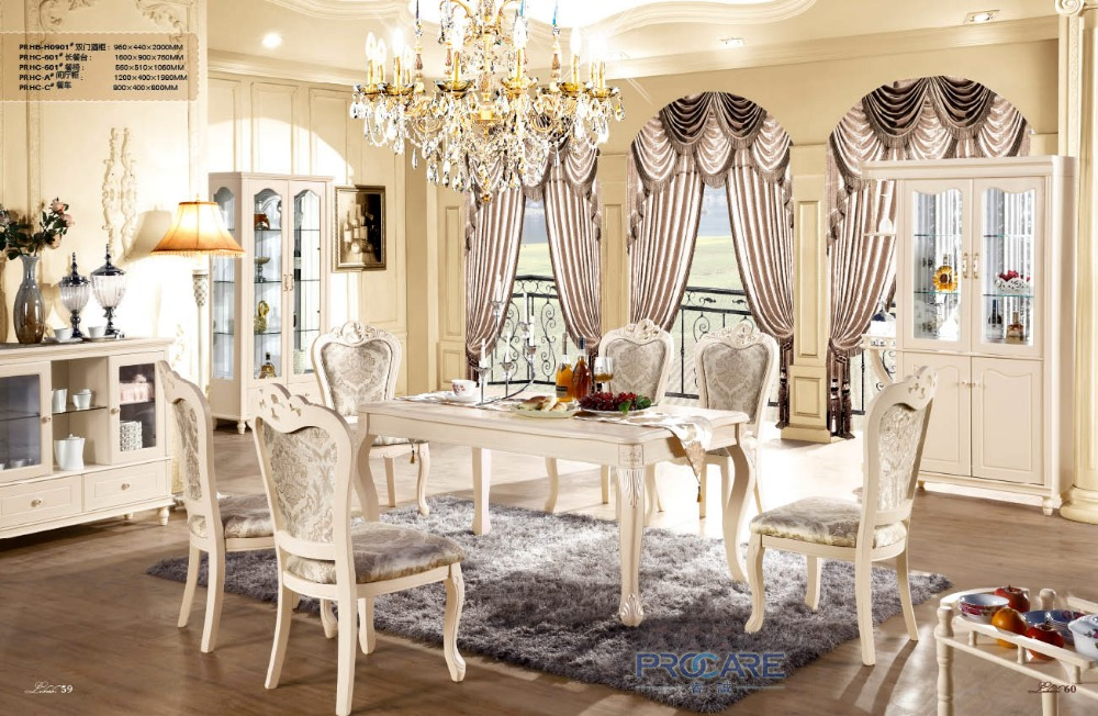 low dining room table | high quality Fashion Home Solid wood Dining room Table ...
