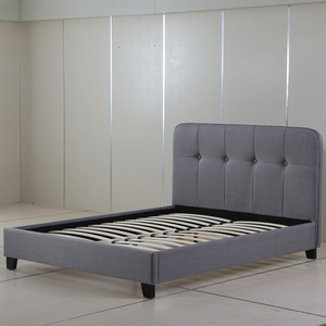 Cheap Price High Quality Double Bed Structure