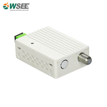 WSEE FTTH CATV 2 outputs strong mini receiver