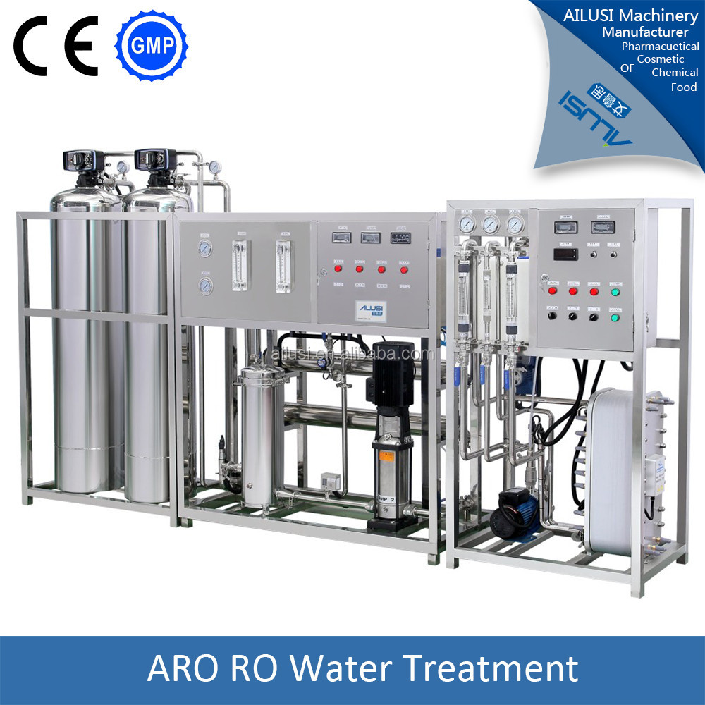 Ro Membrane Manufacturers 500l H Water Purification System