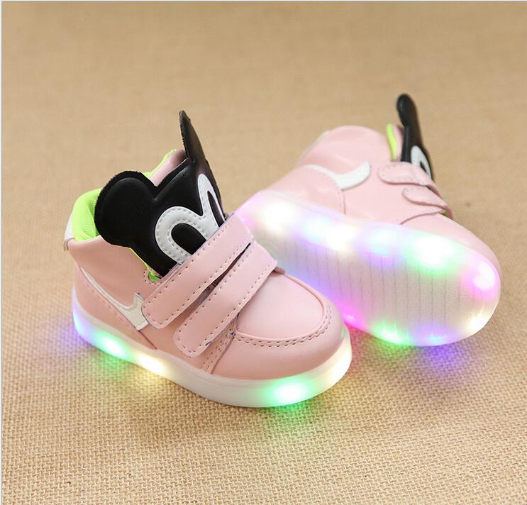 light flashing running rechargeable simulation led <strong>shoes</strong>