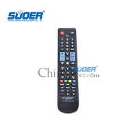 Suoer Universal LED TV Remote Control