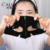 Black collagen crystal Bamboo Charcoal Facial Mask