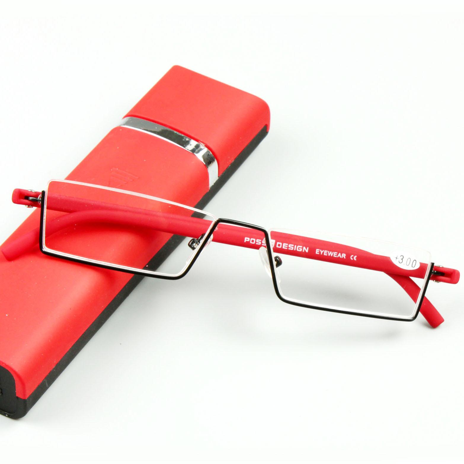b7e2801170c6 aeProduct.getSubject() 2016 Half Frame Brush Pot Reading Glasses Women Men  Eyewear gafas de lectura oculos ...