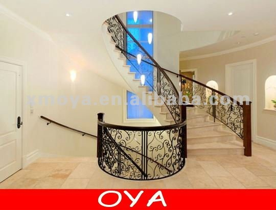 Wrought iron stair railings lowes decorative interior wrought iron handrail outdoor wrought for Lowes exterior wrought iron railings