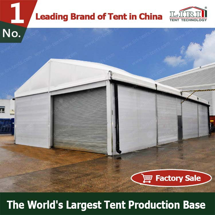 Strong and durable outdoor aluminum car storage tent building for garage