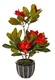 Silk garden flowers fake flower plant anthuriums plants