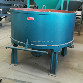Wheel grinding mixer for coal charcoal coke iron or other material powder grinding mill machine with low factory price