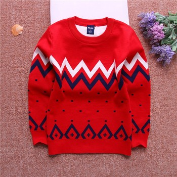 new designs products 2017 top 10 baby boy christmas woollen hoody sweater