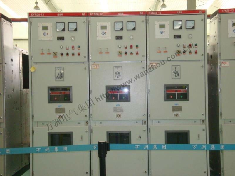 Kyn 3kv -11kv Electrical Main Distribution Panel Board - Buy ...
