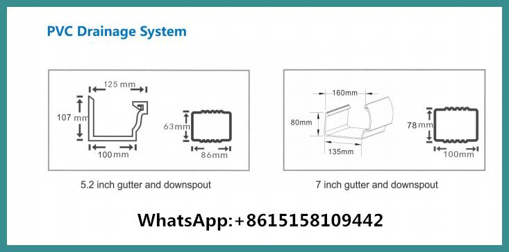 USINE approvisionnement DIRECT Blanc Carr  PVC toit