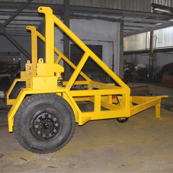 5 Tonnen Kabeltrommel Wagen Kabeltrommel Anhänger Draht Reel ...