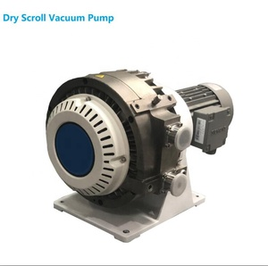 2L/s 4L/s 8L/s 16L/s oilless dry running scroll vacuum pumps