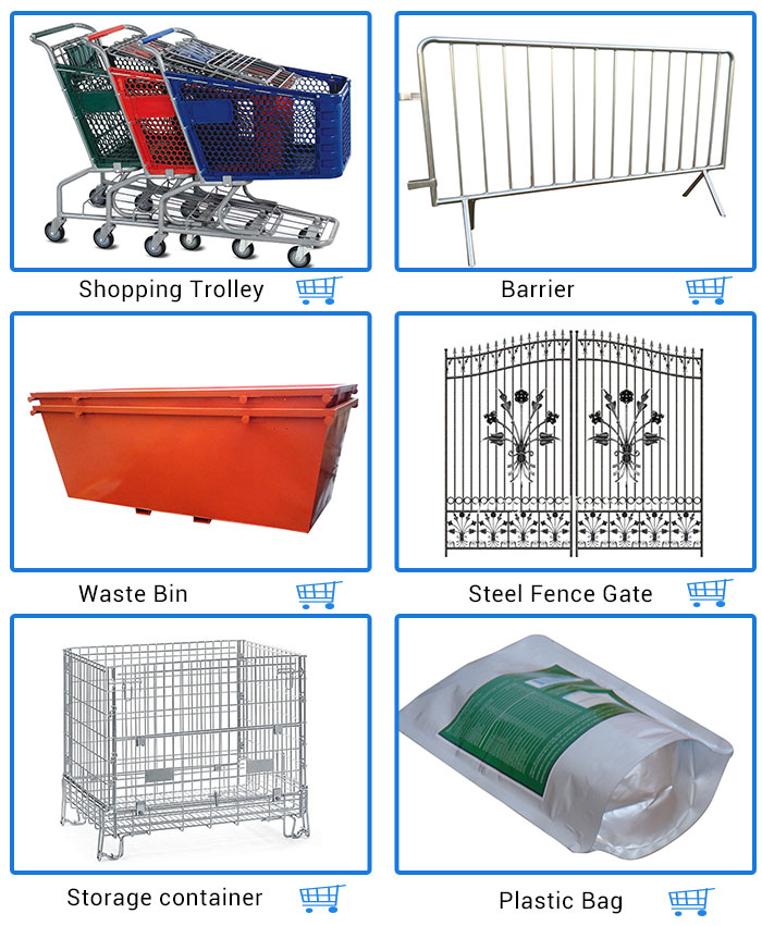 Best Service Factory Simple Design House Wrought Iron