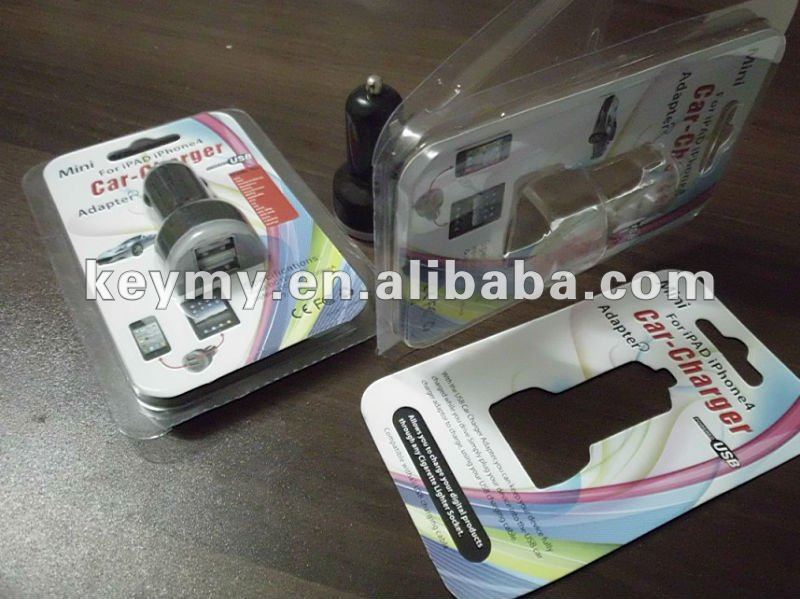 mobile phone charger and accessory package