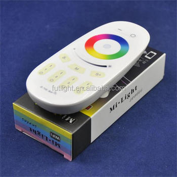New 2 4g Mi light Smartphone Android App Wifi And Rf Remote Dc12v-24v Led  Switch Controller For Rgbw Strips - Buy 4 Individual Zones Remote Led