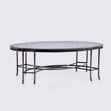 Goolee Hot Sale Delicate Accent Stainless Steel Coffee Table