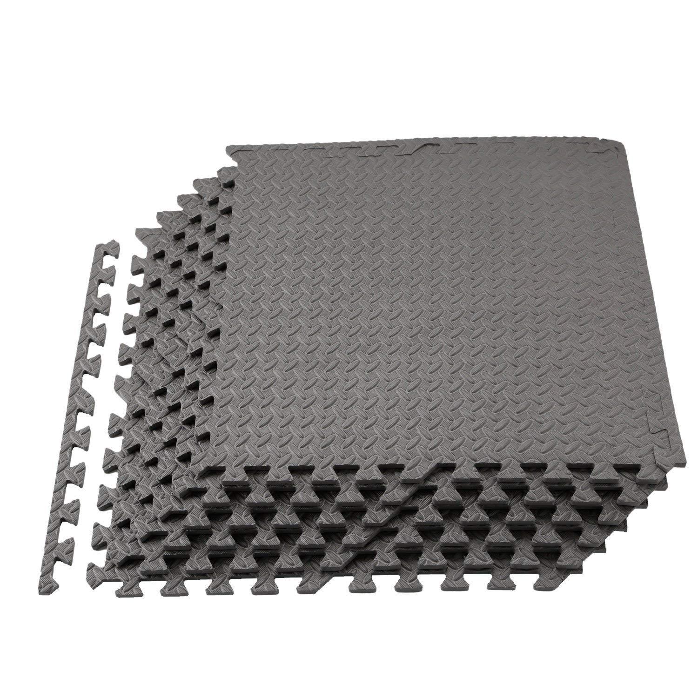 f1011c79127 Get Quotations · 1INCH Puzzle Exercise Interlocking Mat