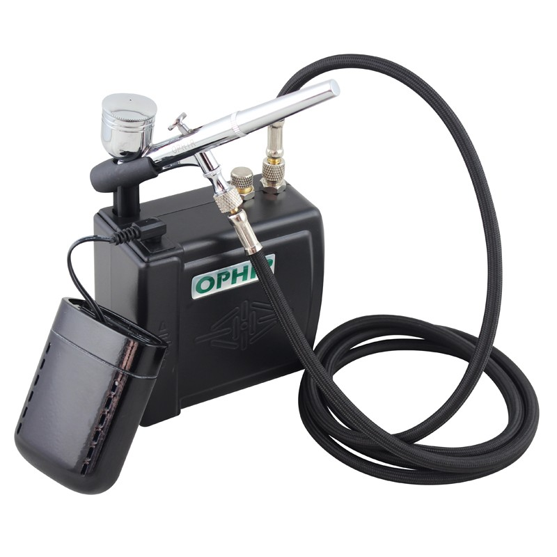 Wholesale Ophir Pro Airbrush Kit Wth Mini Air Compressor